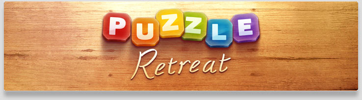 Puzzle Retreat for iPhone, iPad and iPod Touch