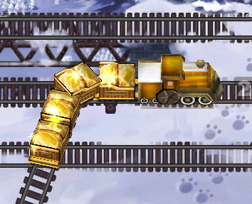 The new Gold Train
