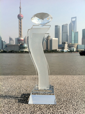 IGF Trophy in Shanghai